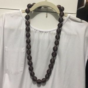 Favorite beaded necklace
